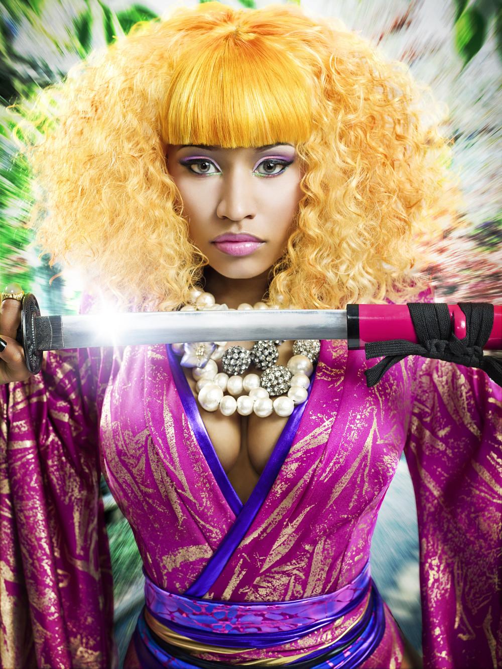 Nicki Minaj's Acapellas To Download For FREE From